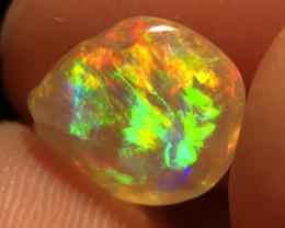 2.59ct Gem Quality Mexican Crystal Opal (OM)