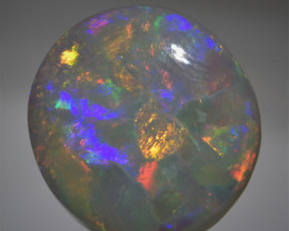 5.90 CT Large Highgrade  Solid Lightning Ridge Australian Opal-sb229