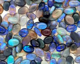 Black Opal Parcel 110.00 Carats