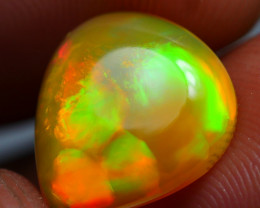 3.040CRT BRILLIANT BRIGHT HONEYCOMB WELO OPAL -