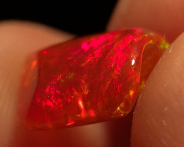 3.73ct Mexican Cherry Contraluz Opal (OM)
