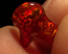 2.815ct Mexican Cherry Crystal Opal (OM)