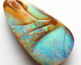 12.95ct Queensland Boulder Opal Stone