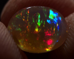 3.140ct Mexican Crystal-Contraluz Opal (OM)