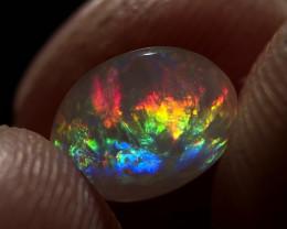 1.935ct Gem Mexican Crystal-Contraluz Opal (OM)