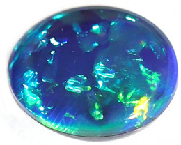1.20CTS  BLACK OPAL STONE LIGHTNING RIDGE [CS222]