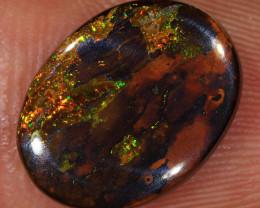4.3ct 14x11mm Yowah Boulder Opal [LOB-3194]