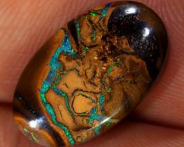 7.85ct 17x10.5mm Yowah Boulder Opal [LOB-3196]