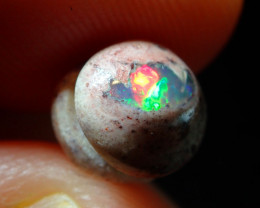 Mexican Cantera Fire Opal Stone