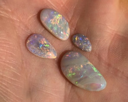 5.5ct free form Coober Pedy light opal