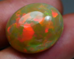 15.185 CRT GORGOEUS WELO CHAFF FLORAL COLOR PATTERN WELO OPAL-