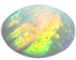 1.30CT BLACK OPAL STONE LIGHTNING RIDGE [CS241]