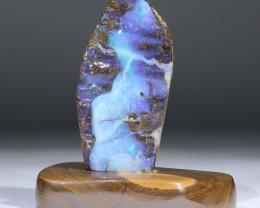 Natural Boulder Opal Polished Specimen Code -SS39