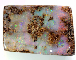 41 CTS -DRILLED BOULDER OPAL STONE   NC-2125