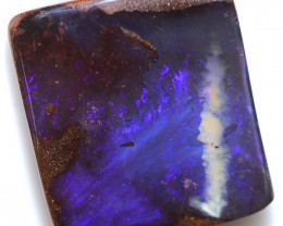 $3.01 PER CTS 74.80 CTS DRILLED BOULDER OPAL-WELL POLISHED [FJP3348]
