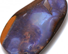 $1.31 PER CTS 106.50 CTS DRILLED BOULDER OPAL-WELL POLISHED [FJP3352]