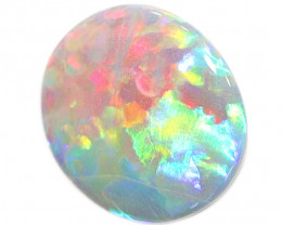 0.85CTS BLACK OPAL STONE LIGHTNING RIDGE [CS250]