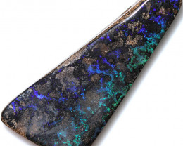 $1.70 PER CTS 153.00 CTS DRILLED BOULDER OPAL-WELL POLISHED [FJP3391]