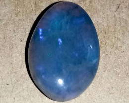 4.2 cts Dark opal from Lightning ridge