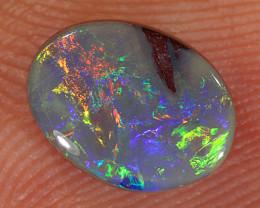 1.65ct 8.5x6.3mm Yowah Boulder Opal [LOB-3211]