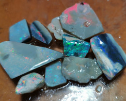 FUN PARCEL OF OPAL ROUGH 63 CARATS