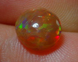 Rare Bright Natural Ethiopian Welo  Fire Opal