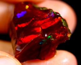 18cts Ethiopian Crystal Rough Specimen Rough / VK70