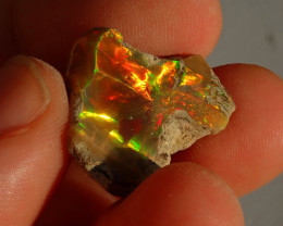 A4 Gamble Quality Rough Ethiopian Wello Opal