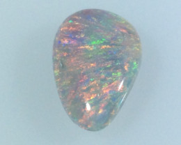 3.96 CTS Black Opal Gemstone