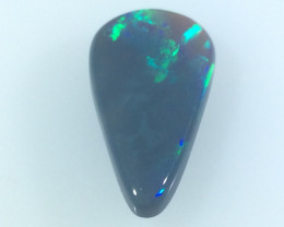 10.12 CTS Black Opal Gemstone