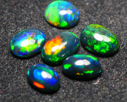 4.600CRT BRILLIANT BRIGHT PARCEL 6 PCS WELO OPAL  (SMOCKED) -