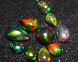 2.995CRT BRILLIANT BRIGHT PRCEL 10 PEAR WELO OPAL (SMOCKED)-