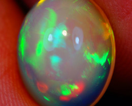 3.58 CT Top Quality Natural Welo Faceted Ethiopian Opal-GE449