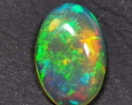 1.16 CT Rainbow Crystal  Welo Opal