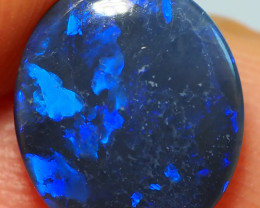1.20CT BLACK OPAL  LIGHTNING RIDGE AL197