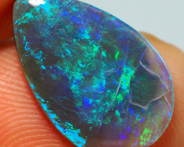 2.65CT BLACK OPAL  LIGHTNING RIDGE AL199