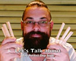Dopping Sticks- Riley's Favourite- Pack of 10 Sticks [26861]