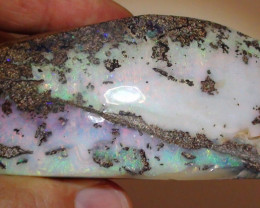 1202.50 ct Beautiful Multi Color Queensland Boulder Opal Specimen
