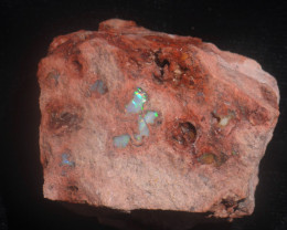 Mexican Matrix Fire Opal