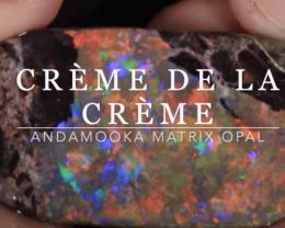 1#  -  Andamooka Matrix Opal Rough [26986]