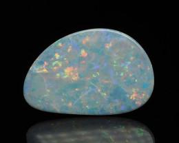 Australian Opal Doublet, Jewelry quality, 3.45 ct