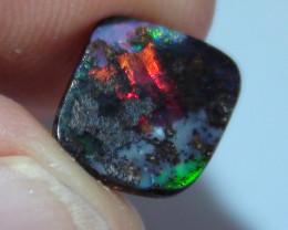 2.85 ct Multi Color Natural Queensland Boulder Opal