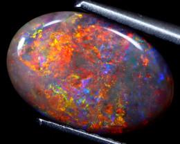 0.81cts Lightning Ridge Opal Stone / HM47