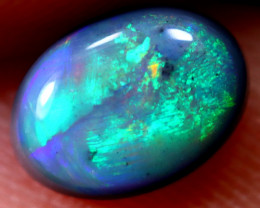 0.74cts Lightning Ridge Opal Stone / HM50