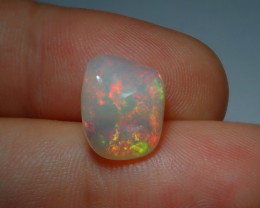 Blazing Welo Solid Opal