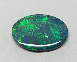Large gem doublet.