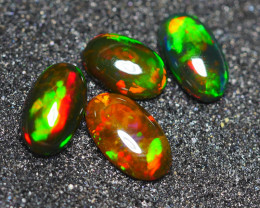 3.720CRT BRILLIANT BRIGHT PARCEL 4 WELO OPAL ( SMOCKED )