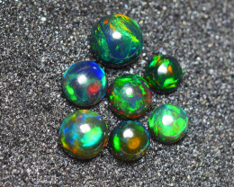 2.180CRT BRILLIANT BRIGHT 7 PARCEL WELO OPAL (SMOCKED) -