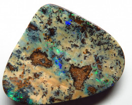 31.84ct Queensland Boulder Opal Stone