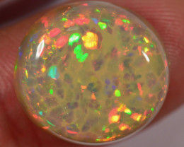 11.1 CT - BRILLIANT FLORAL WELO OPAL CABACHON